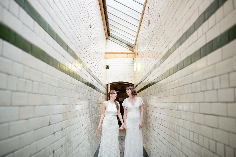 Katie & Jemma | Unique Wedding Venue Manchester