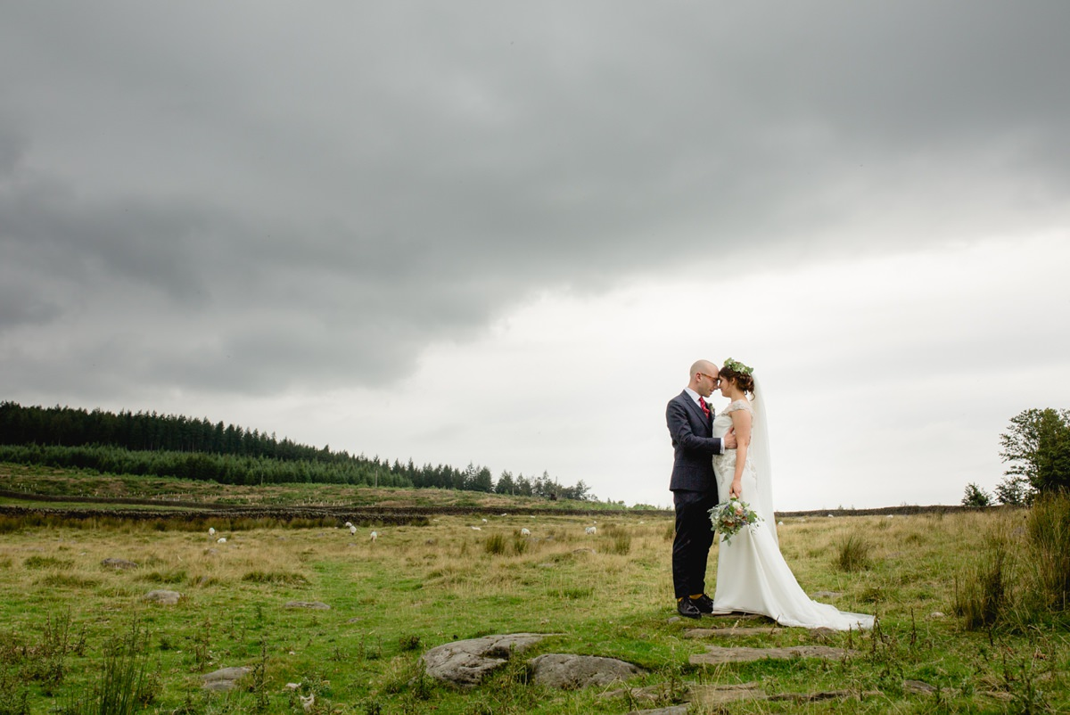 Burnsall Village Hall Wedding | Daisy & Alex