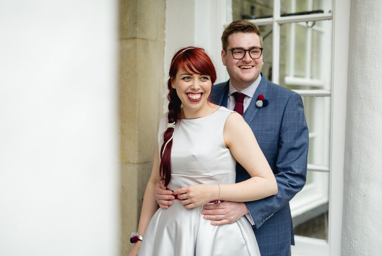 Zoe & Andy | Major Tom's Social Club, Intimate Pub Wedding Harrogate