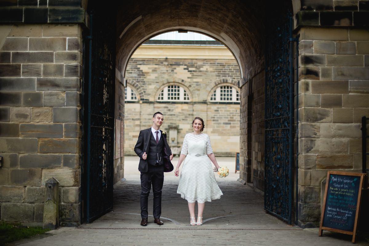 Nostell Priory Wedding Photographer Wakefield   Aimee & Dane