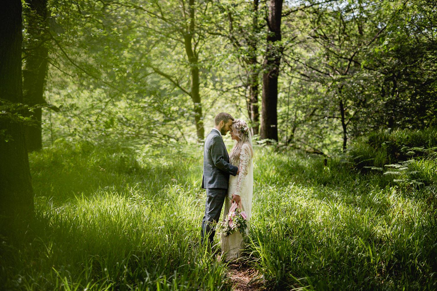 Beth & Simon Gibson Mill Wedding Hebden Bridge
